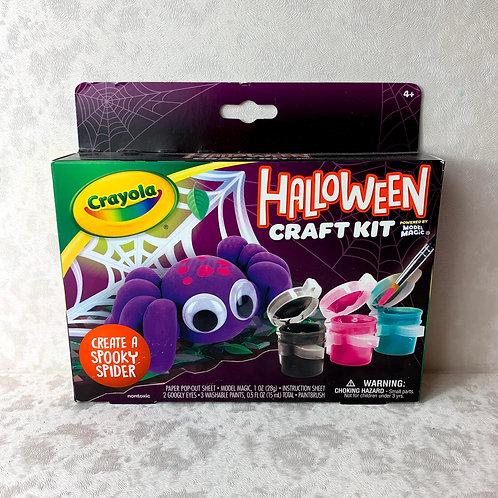 Crayola Halloween Craft Kit 'Spooky Spider