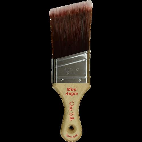 DBP Synthetic Brush - Mini Angle