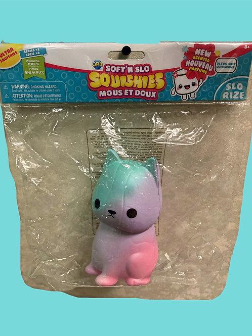 Soft'n Slo Squishies-Cute Fidget & Sensory-Kitty