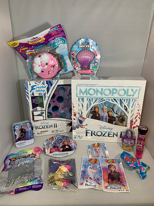 Frozen 2 Gift Bag & Stuffed Stocking
