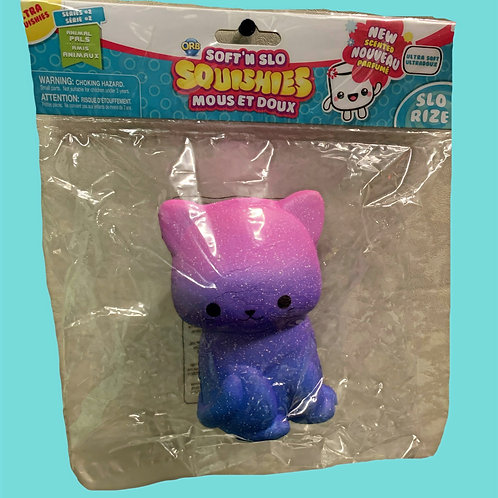 Soft'n Slo Squishies-Cute Fidget & Sensory-Kitty