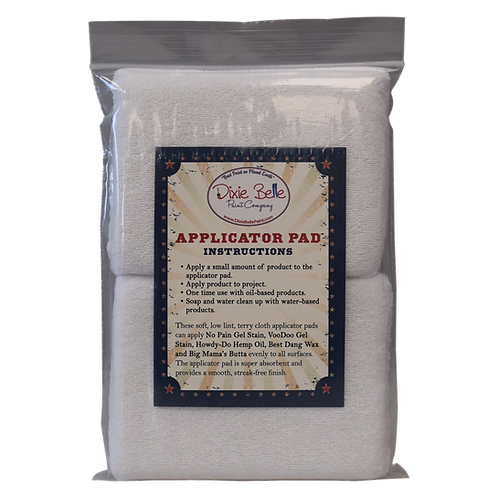 Applicator Pads (Pkg of 2)