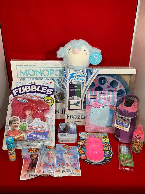 Frozen 2 Gift Bag & Stuffed Stocking