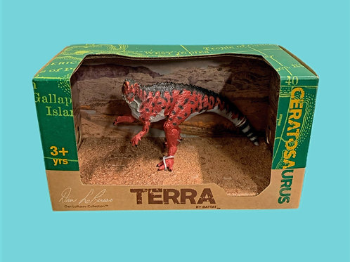 Ceratosaurus Dinosaur Action Figure - Terra by Battat