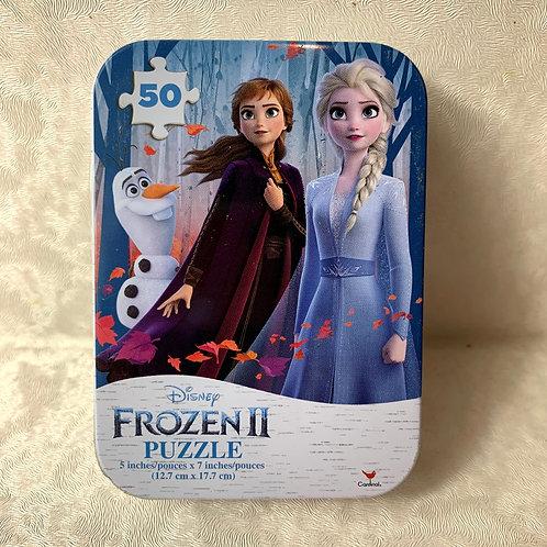 Tiny Frozen 2 Puzzle