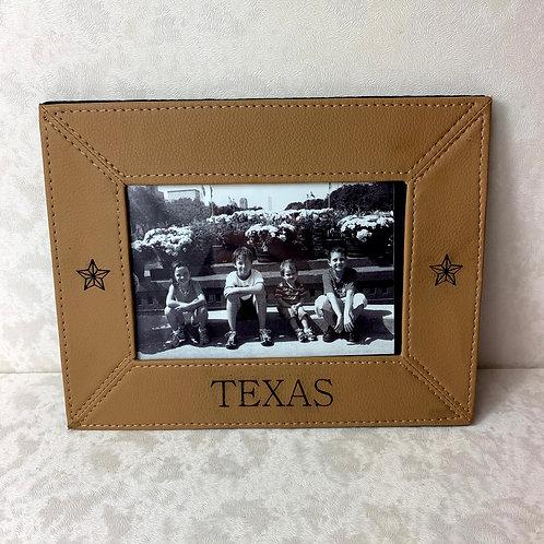 Texas Rustic 4 x 6 Photo Frame
