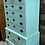 Thumbnail: Vintage Turquoise Queen Anne Highboy