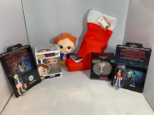 Stranger Things Gift Bag & Stuffed Stocking