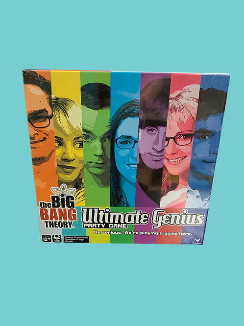 Big Bang Theory TV Show Ultimate Genius Party Game