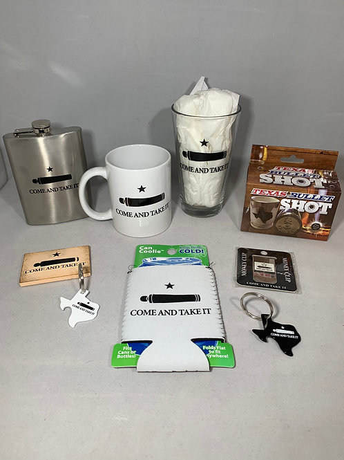 The Ultimate Texas Come & Take It Gift Set