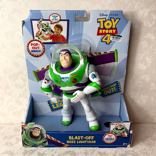 Toy Story 4 Blast Off Buzz Lightyear
