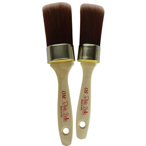 DBP Synthetic Brush - Oval Small (OS)