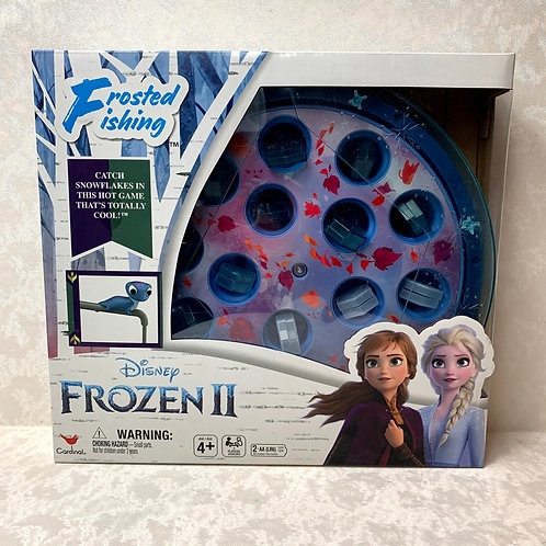 Frozen II - Frosted Fishing Game