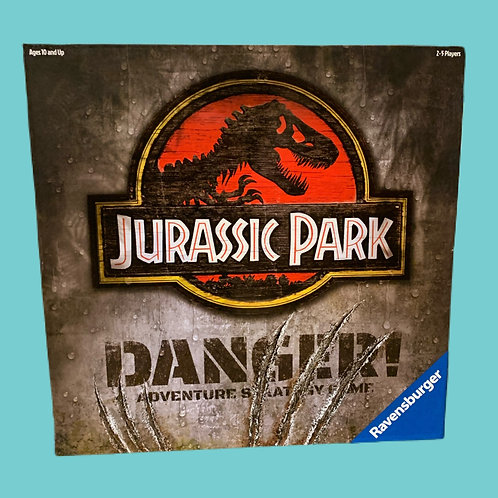 Ravensburger Jurassic Park Danger! Adventure Strategy Game