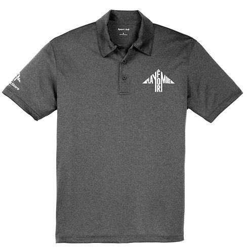 Full Arrow Dry Fit Heathered Polo