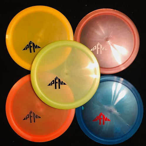 PFM Arrow Mini Stamp Innova Luster Firebird