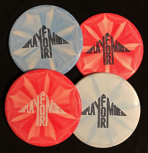 Full Arrow Westside Discs Origio Burst Harp