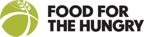 Food for the hunngry Logo