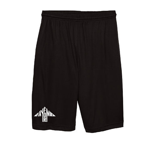 Full Arrow Dri Fit Pocketed Shorts