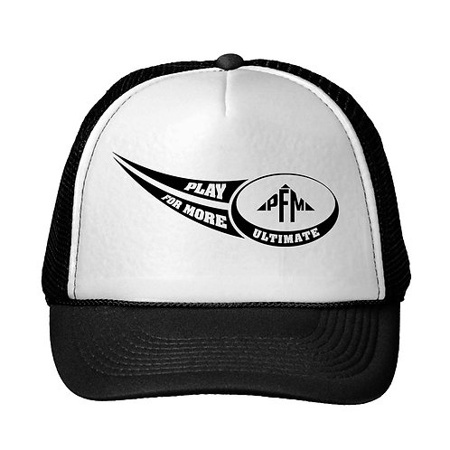 PFM Ultimate Snap Back Trucker Hat
