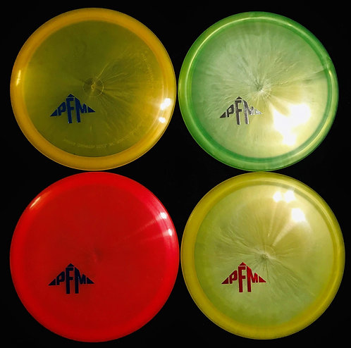 PFM Arrow Mini Stamp Innova Luster Leopard3