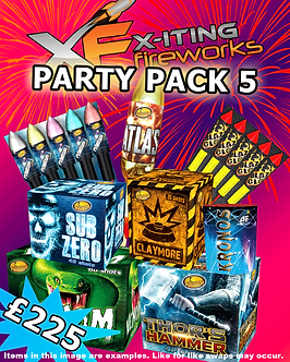 PARTY PACK 5