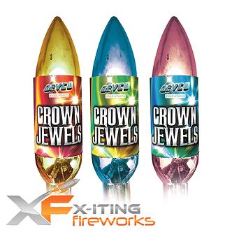 Crown Jewel Rockets