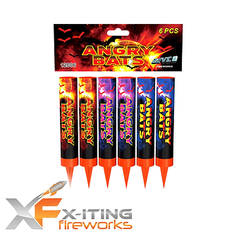 Angry Bats (Available In Store)