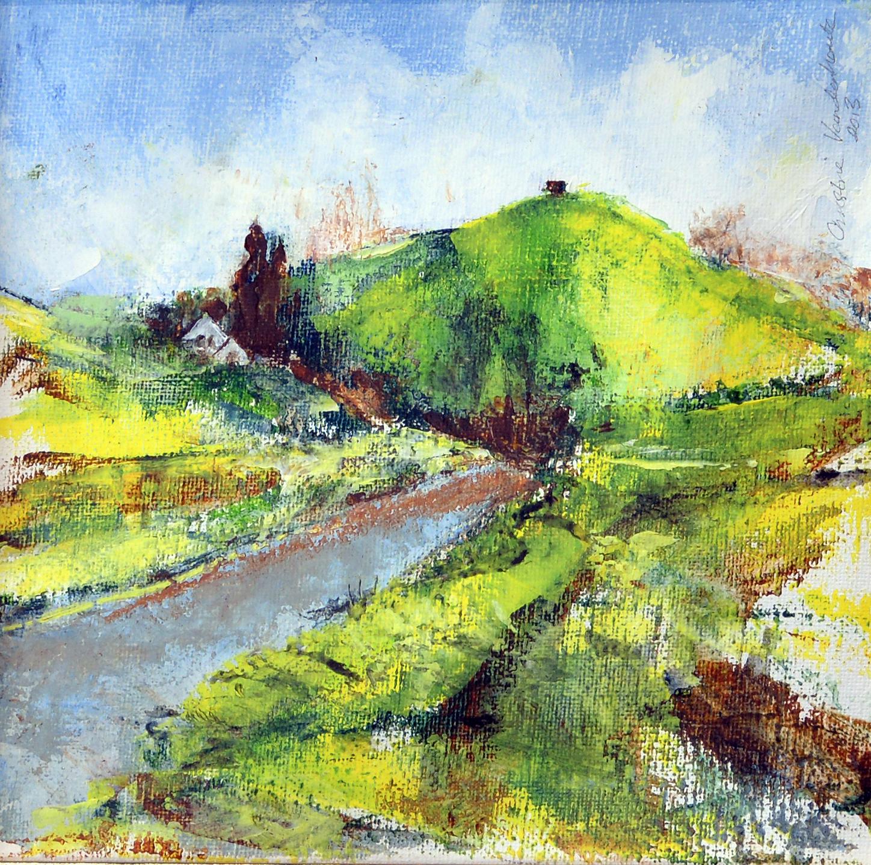 Burton Dasset Hill, Warwickshire by Christine Vandenhaute