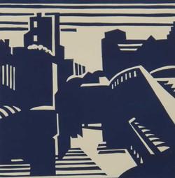 Birmingham Canal 1 by Peter Shread