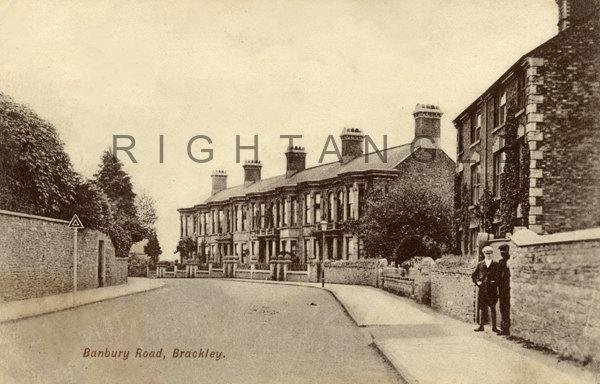 Banbury Road circa 1910