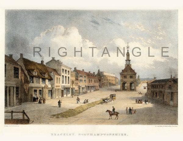 1840s engraving