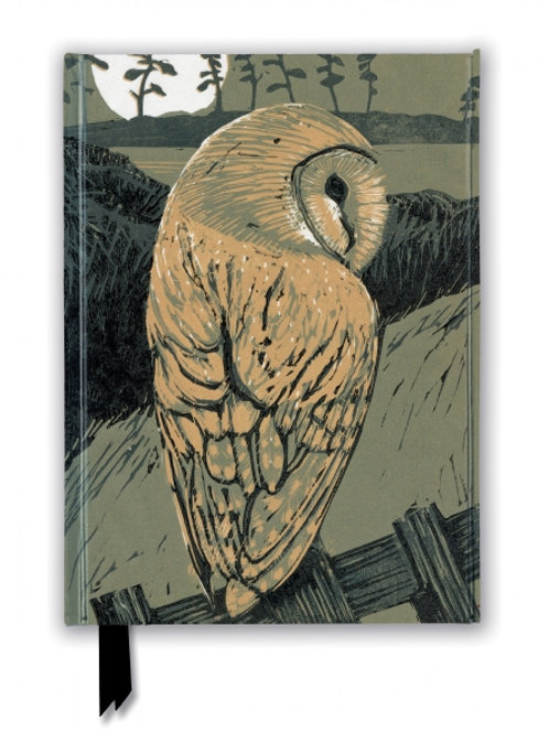Barn Owl (foiled journal)