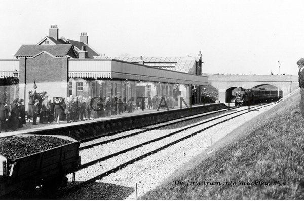 Ist train 1901 (top station)