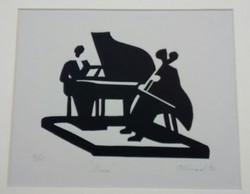 shread piano