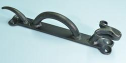 Iron 'Sea Dragon' door handle