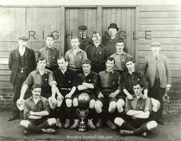 Football team 1901