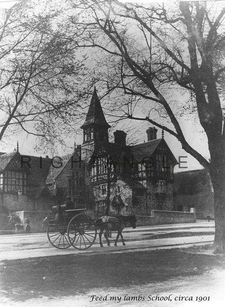 Feed My Lambs School 1901