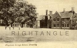 Magdalen School circa 1910