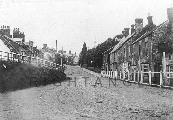 Bridge St 1901