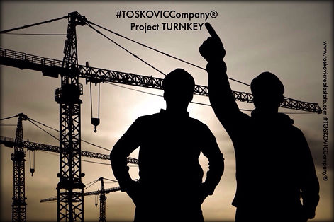 TOSKOVIC Company® - Project TURNKEY