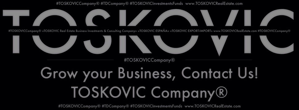 TOSKOVIC Company® - Grow Your Business - Contact Us!