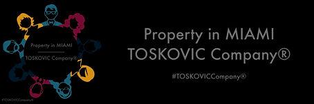 Property in MIAMI - TOSKOVIC Company®