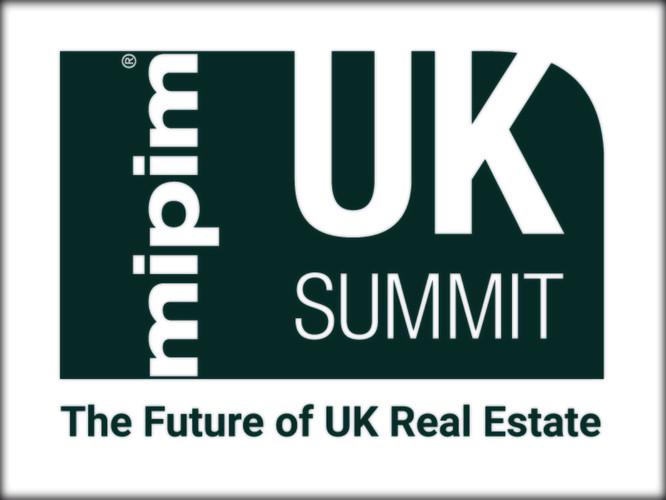 MIPIM UK Summit - The 1st UK Property Summit!