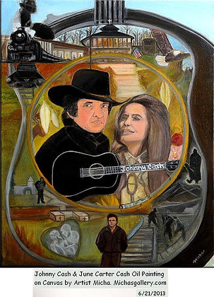 Johnny & June Cash