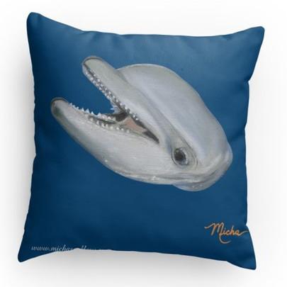Dolphin (pillow)