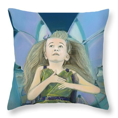 Fairy of Hope (pillow)