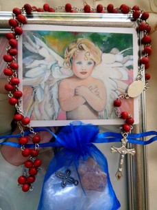 Angel Prayer Card..