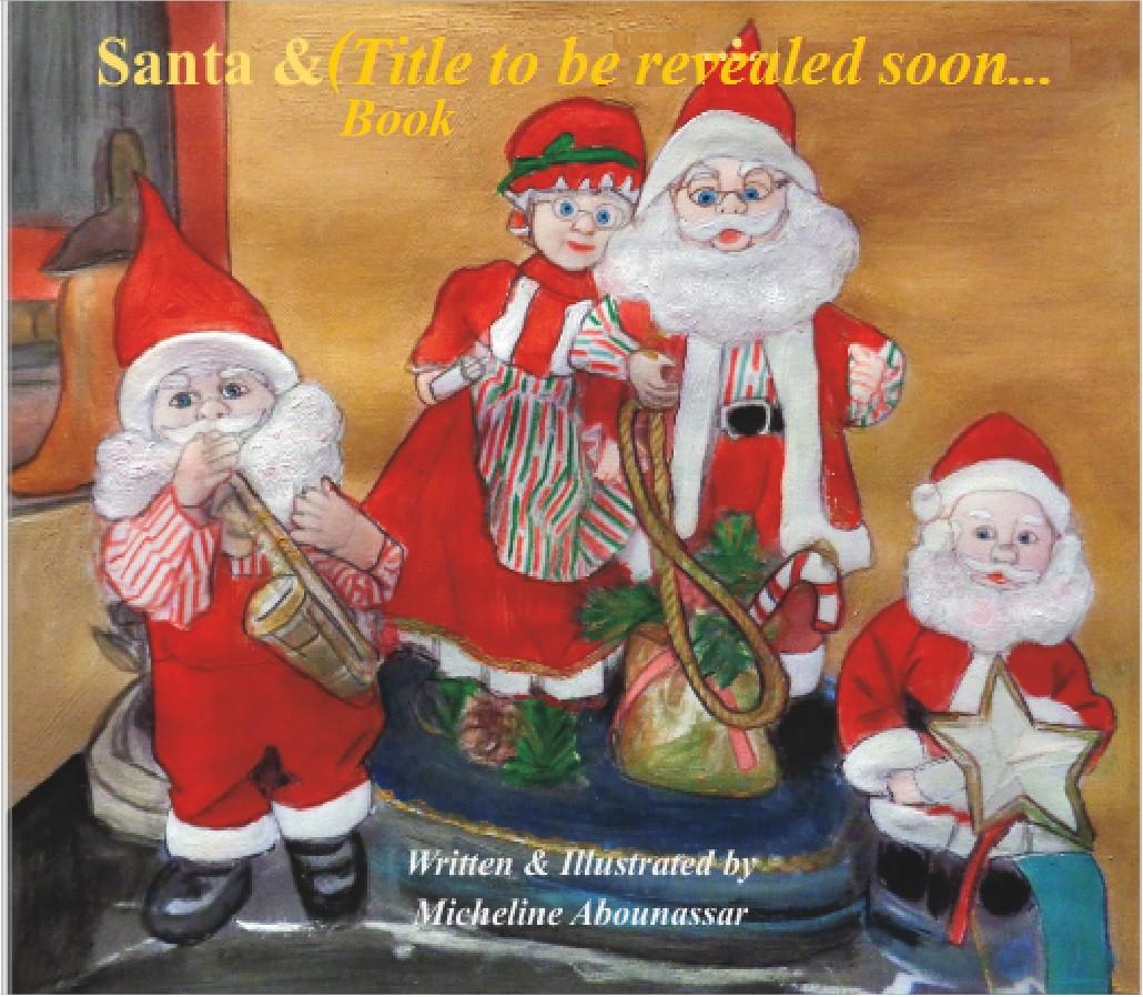 Santa... (Book by micha) coming soon..