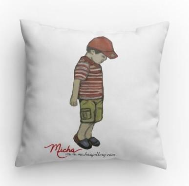 Boy (pillow)